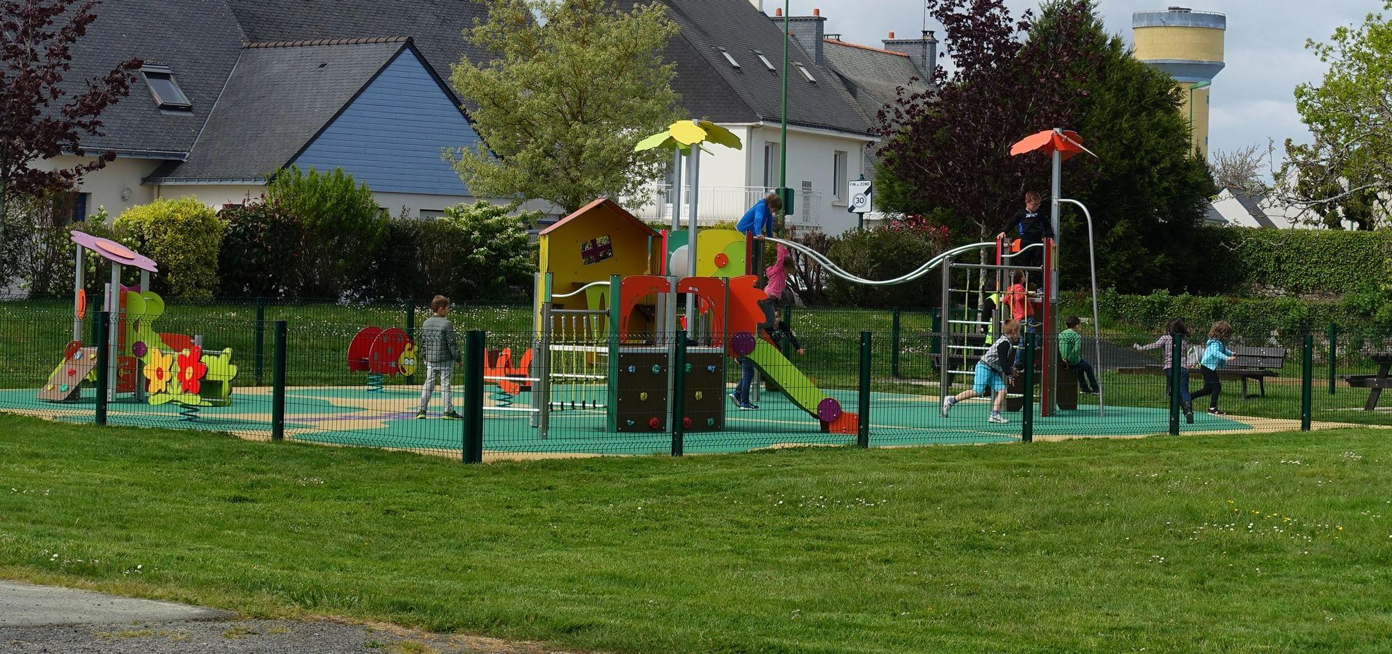 aire de jeux Noyal-Muzillac