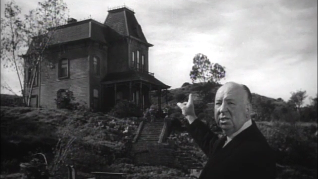 Alfred Hitchcock psychose